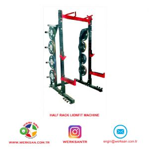 HALF RACK LIONFIT MACHINE