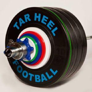 TARHELL FOOTBALL /UNIVERSTY OF CAROLINA USA