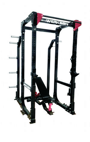 WERKSAN POWER RACK