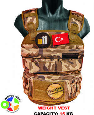 WERKSAN WEIGHT VEST